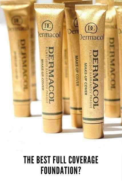 Dermacol | The best full coverage foundation? - La creme