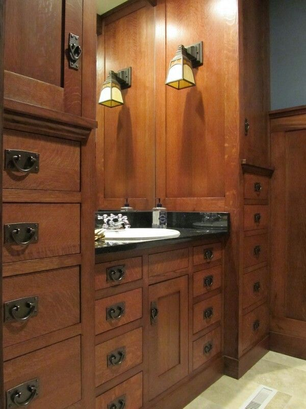 craftsman style bathrooms craftsman interior craftsman bungalows