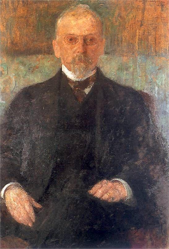 Henryk Sienkiewicz | Olga Boznańska