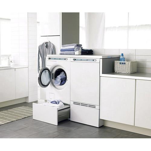 Mejores 32 im genes de lavadora y secadora en la cocina en pinterest cocinas entrada y madrid - Lavadora en la cocina ...