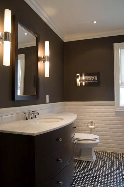 61 best havana del alma collection images on pinterest for Black and brown bathroom ideas