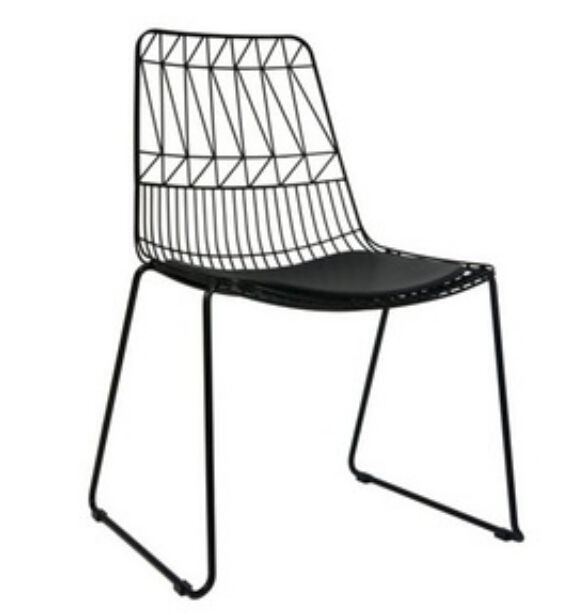 Latest Design Hotel Furniture Simple Design Metal Dining Chair With Low  Price Part 50