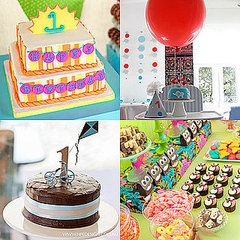41 OF THE BEST BABY SHOWER THEMES: Party Time, 1St Birthday Parties, First Birthday Parties, First Birthdays, Birthday Party Ideas, Party Theme, 1St Birthdays, Birthday Ideas, Kid