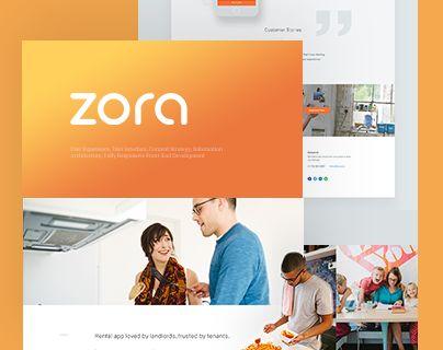 """Confira este projeto do @Behance: """"Zora Ux & Ui"""" https://www.behance.net/gallery/42491939/Zora-Ux-Ui"""