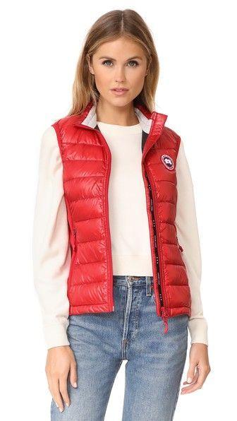 CANADA GOOSE Hybridge Lite Vest. #canadagoose #cloth #dress #top #shirt #sweater #skirt #beachwear #activewear