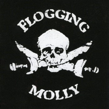 Patch - Flogging Molly   great group from Ireland!