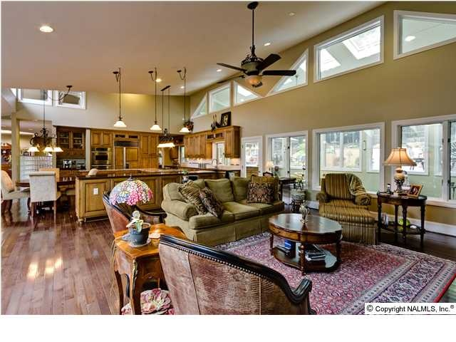 Kitchen Living Area Attached To Sun Room House Ideas