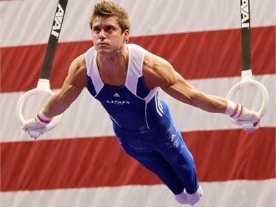 Sam Mikulak, U.S. Olympic Team 2012