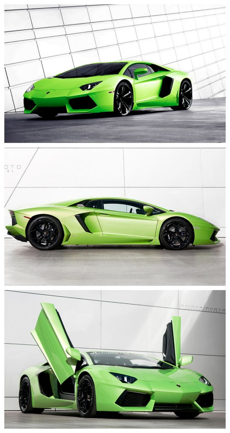 Wow! Check out this Aventador Verdi Ithica fully LOADED