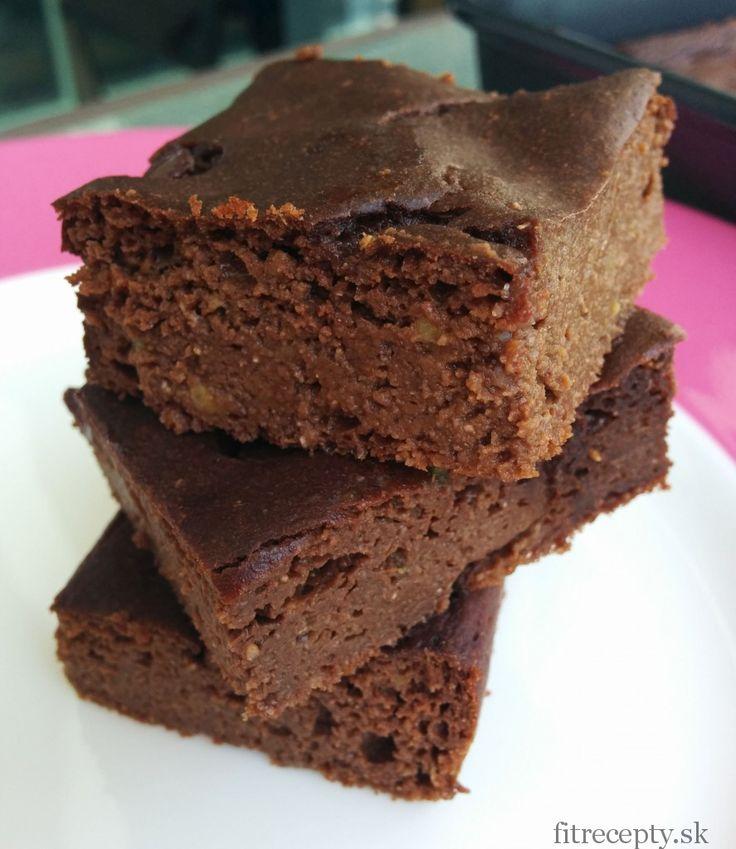 smooth delicious avocado brownie <3