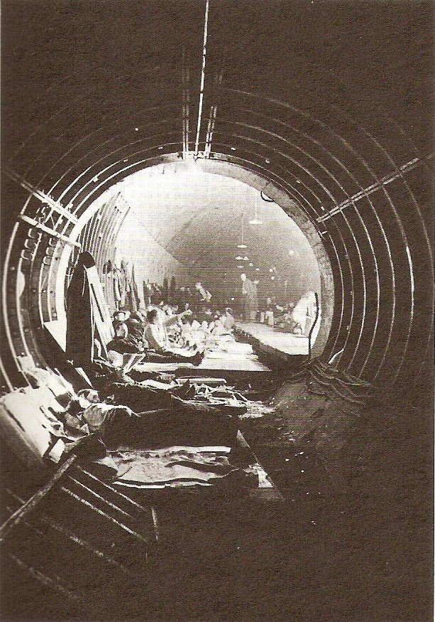 and tunnels