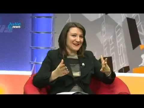 15 minuti con Valeria Ciarambino a JulieNews