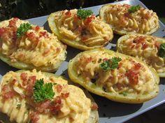Ojo a las Patatas Duquesa Rellenas que se marca nuestra amiga Ana Sevilla desde su famoso blog, con nuestras Patatas del Pueblo, disfrútalas!
