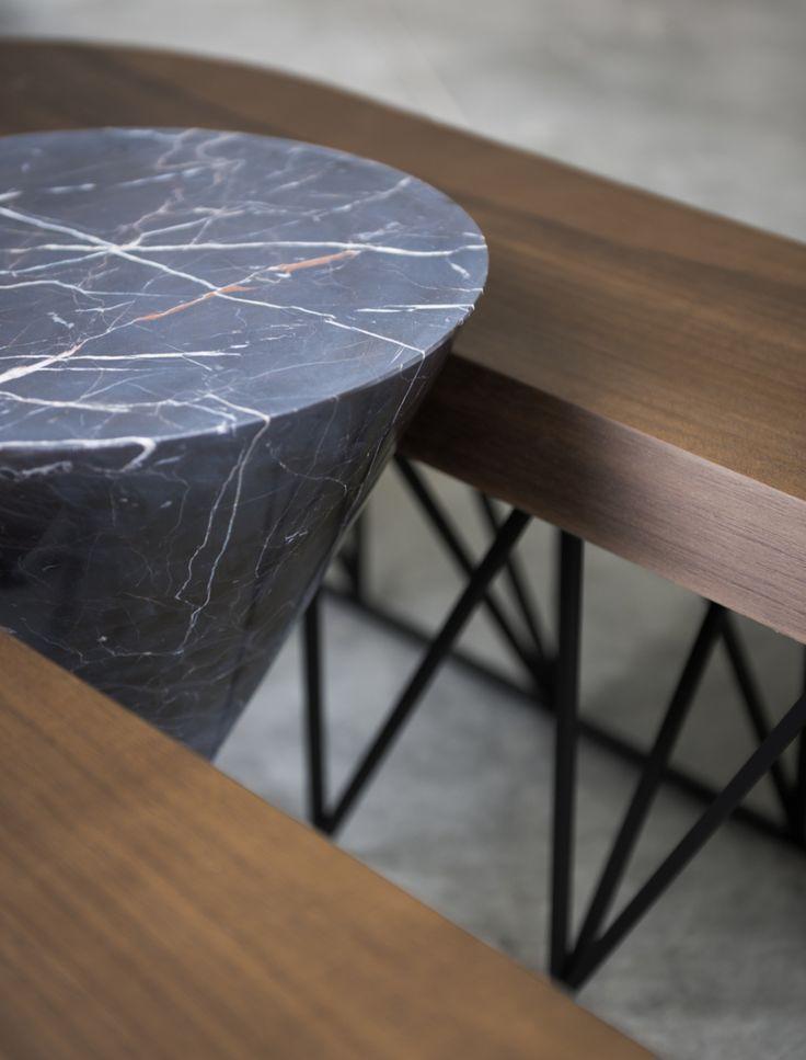 Exo Table by Grégoire de Lafforest