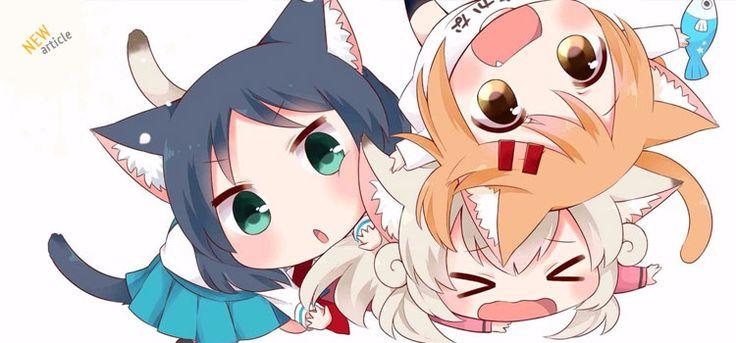 Nyanko Days получит аниме-адаптацию
