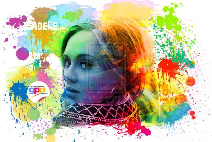Adele In GPP by bieananda