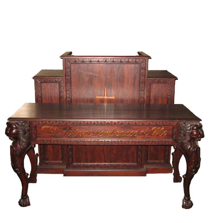 Church Furniture Store   Lion Of Judah Pulpit Set,  (http://www.churchfurniturestore.com/lion Of Judah Pulpit Set/) | Church  Furniture Store | Pinterest ...