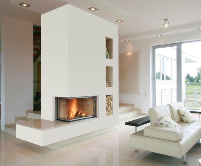 les 25 meilleures id es de la cat gorie feu ouvert sur pinterest chemin e lectrique moderne. Black Bedroom Furniture Sets. Home Design Ideas