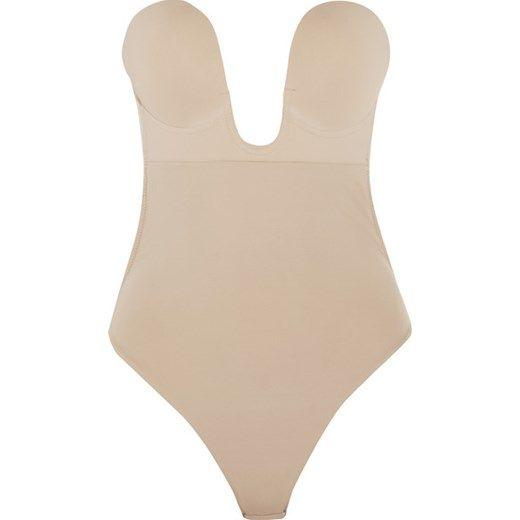 U-Plunge self-adhesive bodysuit Fashion Forms brazowy NET-A-PORTER