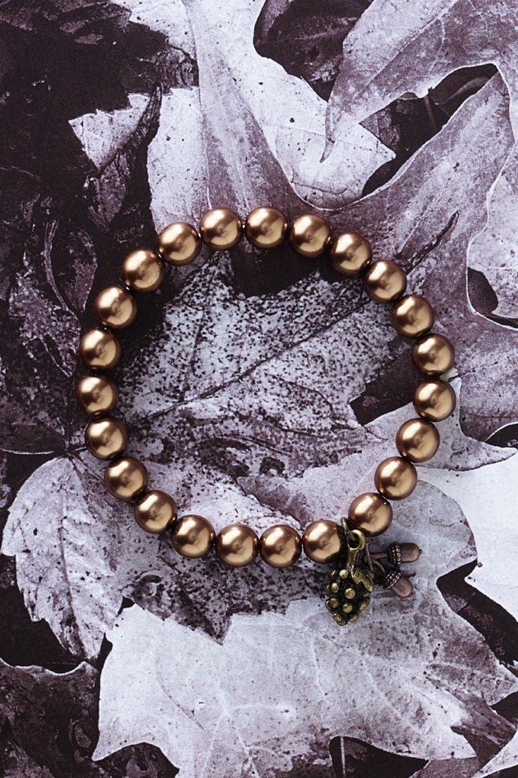 Bracelet www.panduro.com Jewellery by Panduro #jewellery #jewelry #bracelet #smycken #armband #DIY