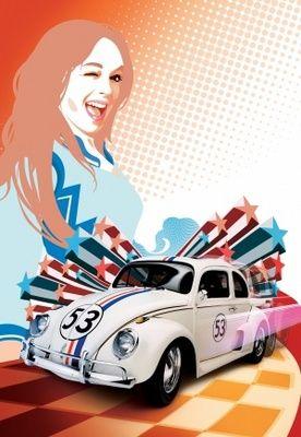 Herbie Fully Loaded (2005) movie #poster, #tshirt, #mousepad, #movieposters2