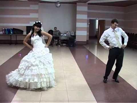 Первый танец молодожёнов с сюрпризом WEDDING DANCE SURPRISE