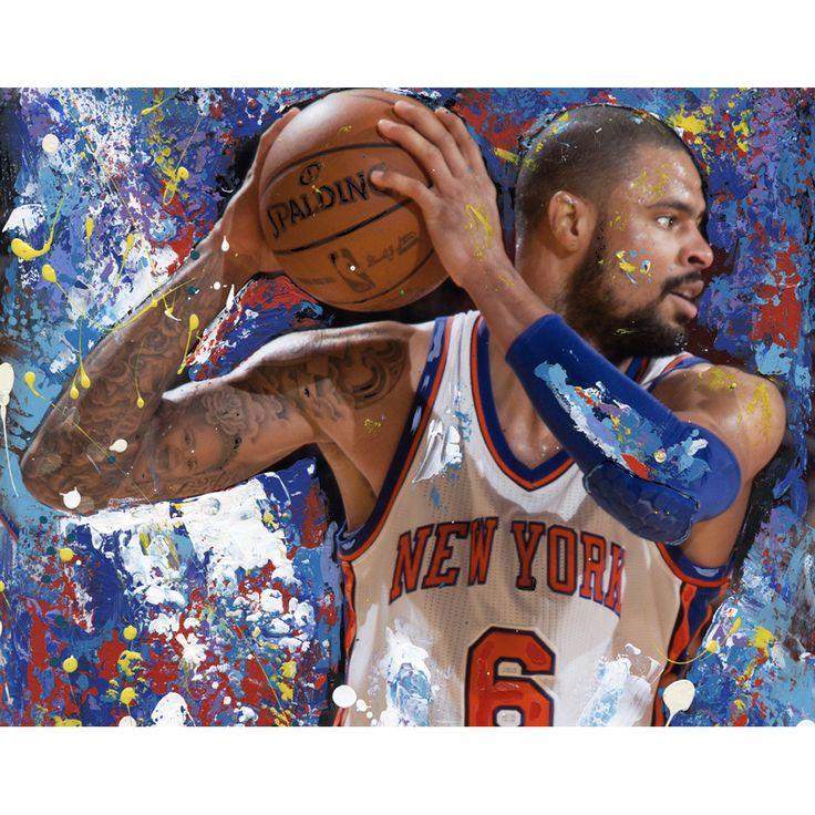 Tyson Chandler Kalinsky Painting Photo