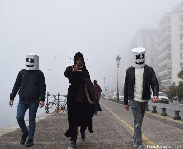 Haris Karagkounidis: Thessaloniki-Streets photography