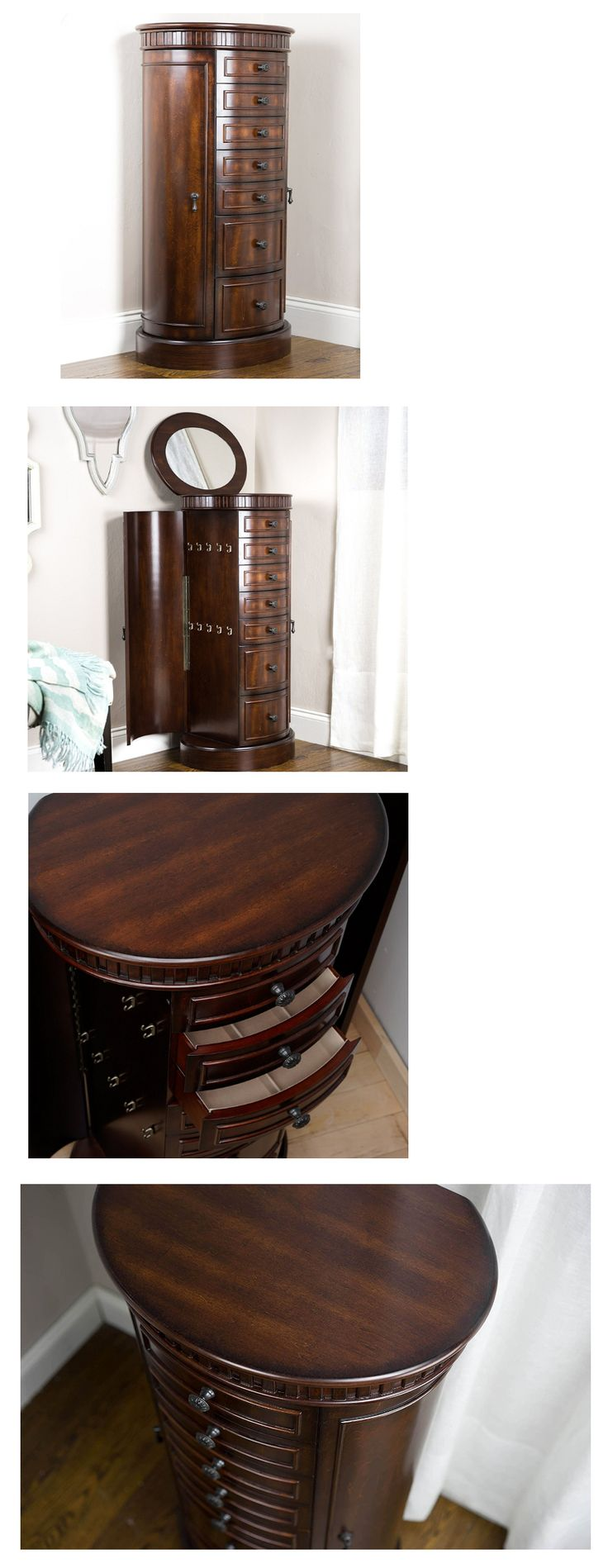 Diy Jewelry Cabinet 25 Best Ideas About Tall Jewelry Box On Pinterest Altered Boxes