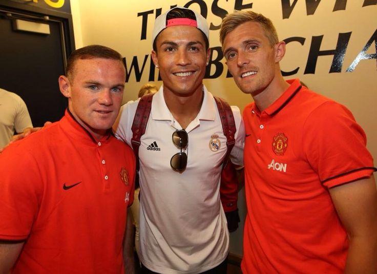 Oohh Ronaldo.. #GGMU