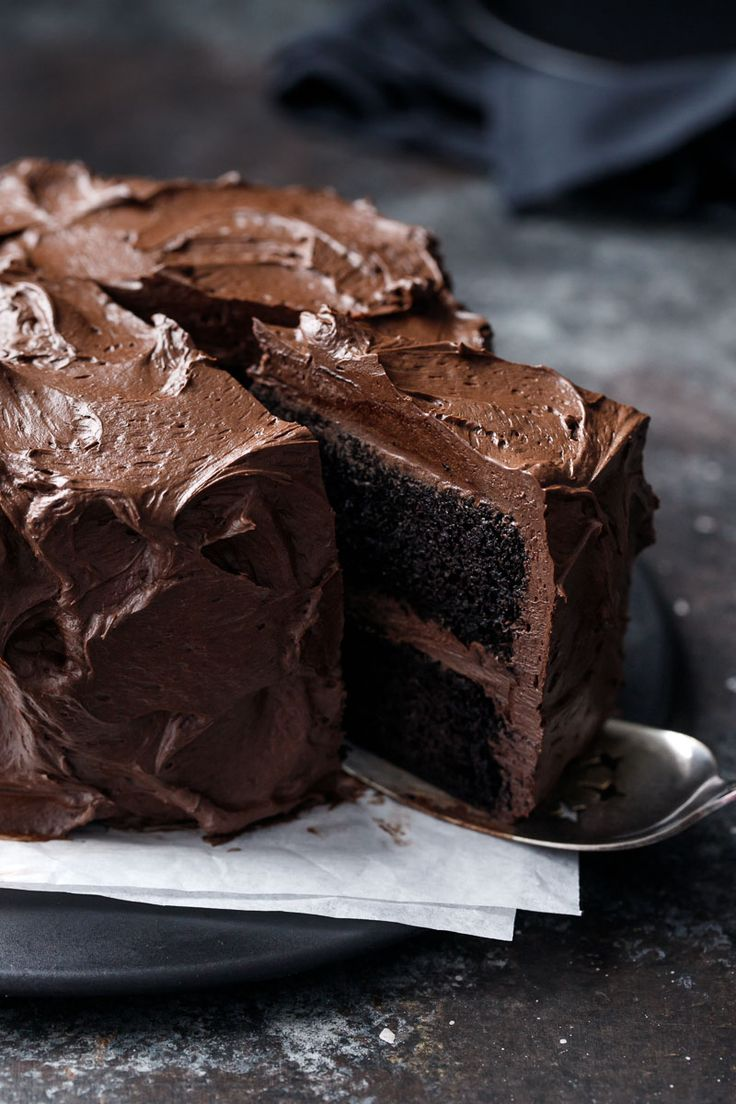 Best Recipe For The German Chocolate Cake With Frosting Inside