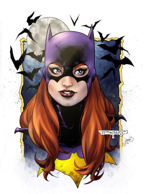 Batgirl - Art Thibert