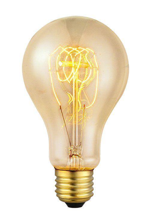 Bombilla Gigante decorativa filamento #bombillas #filamento #rustico #retro #vintage #decoracion #interiorismo #iluminacion #lamparas