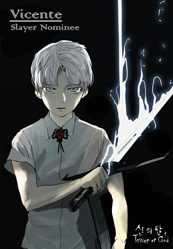 Tower of God || Mr. Vicente