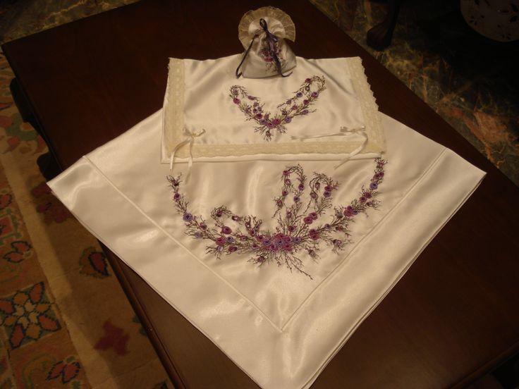 brezilya nakışı - handmade - embroidery