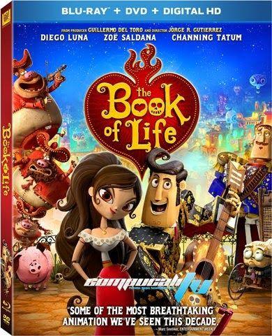 El Libro de la vida 1080p Latino #Free #Movies #Downloads