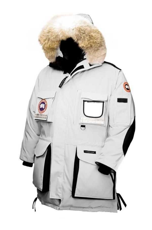 canada goose snow mantra parka beige men's