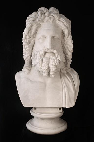 Bust of Jupiter of Otricoli by FeliceCalchi