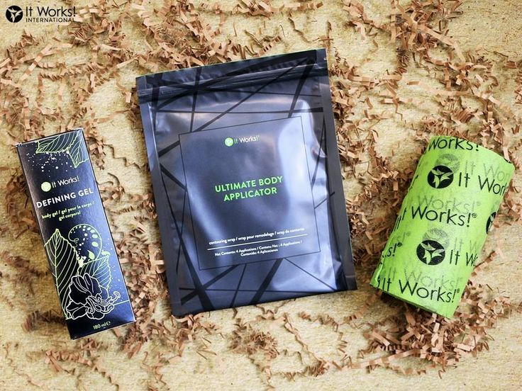 ItWorks wraps