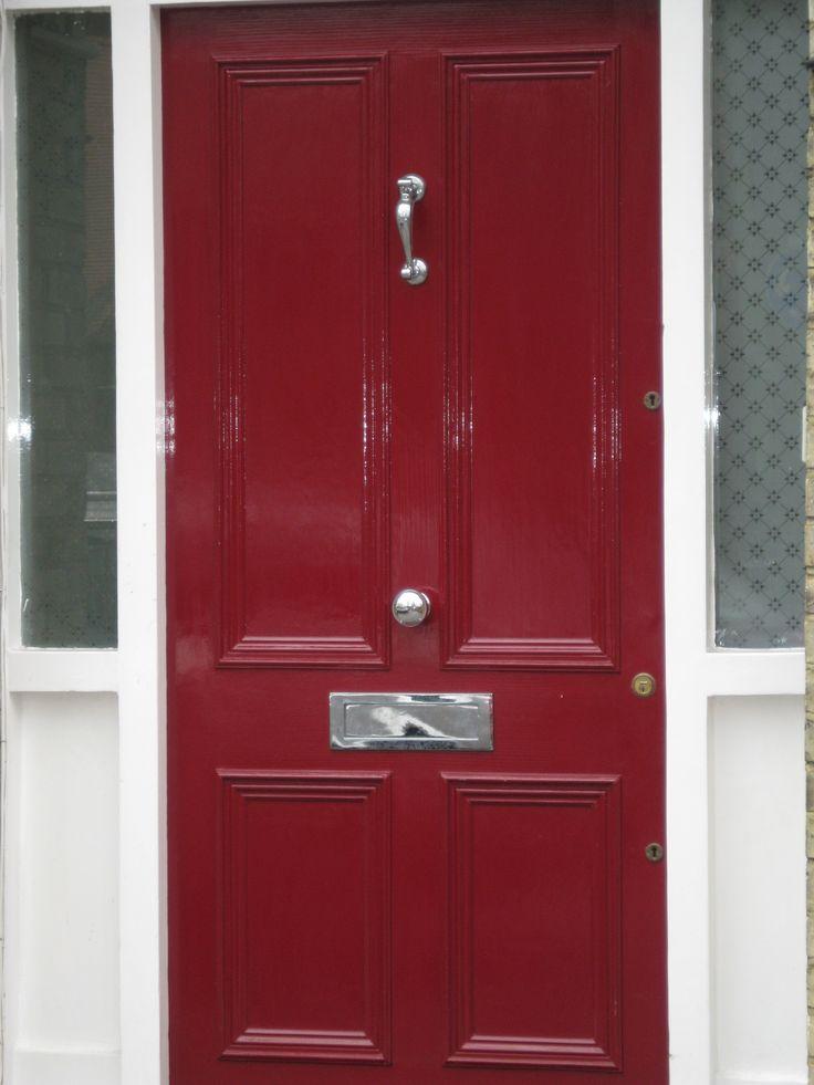 Really nice Victorian front door