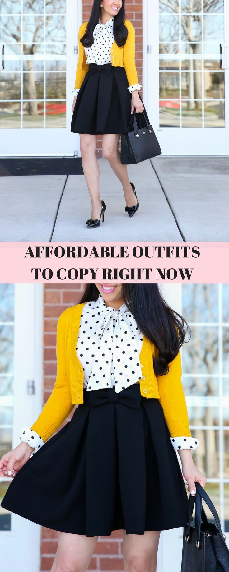 Affordable outfits you can easily re-create!