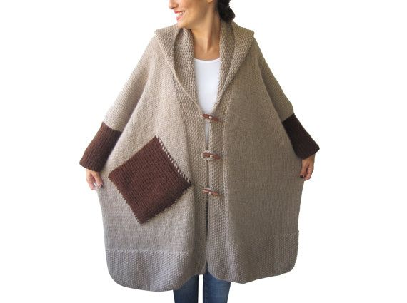 Hey, I found this really awesome Etsy listing at https://www.etsy.com/listing/194826855/plus-size-over-size-beige-mohair
