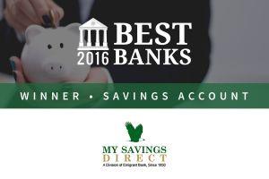 10 Best Savings Accounts of 2016