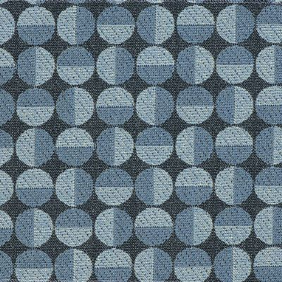 Centennium Cirkler , 1958 [upholstery fabric] by Arne Jacobsen produced by kvadrat - click to enlarge