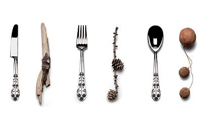 the style saloniste: Fabulous Asta Barocca Flatware by Alessi Debuts This Fall