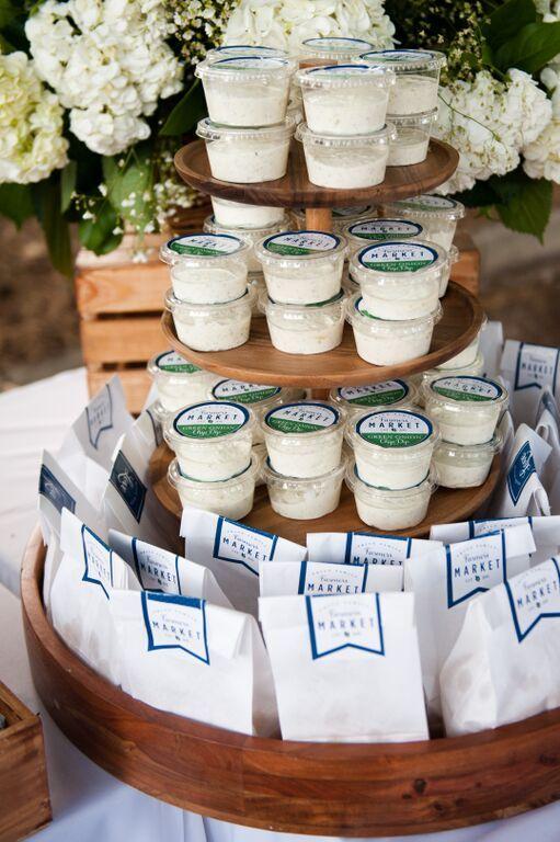 Farmer's Market Wedding branding
