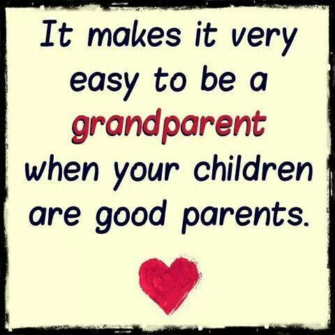 ♥So true. I'm raising two grand daughters so i have to be parent instead of grandma.