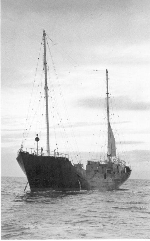 Norderney de vervanger van de Borkum Riff 1967