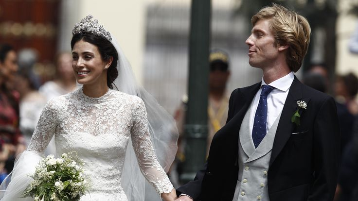 Prince Christian of Hanover and Alessandra De Osma's wedding in Lima
