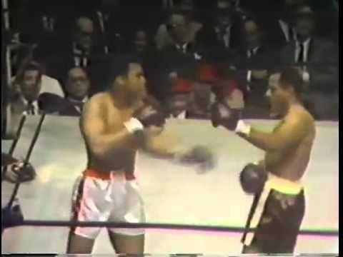 бокс Мухаммед Али против Зора Folley 1967 03 22 Muhammad Ali vs Zora Fol...